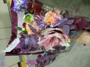 アレクサンダーお花